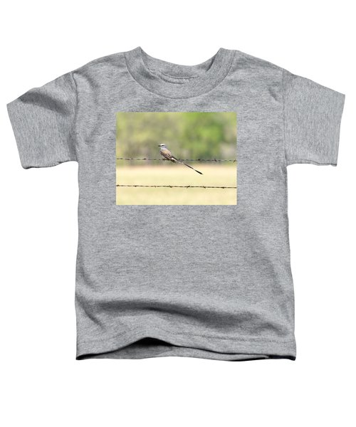 Scissor-tailed Flycatcher Toddler T-Shirt