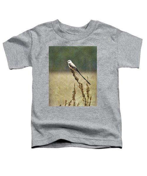 Scissortailed-flycatcher Toddler T-Shirt