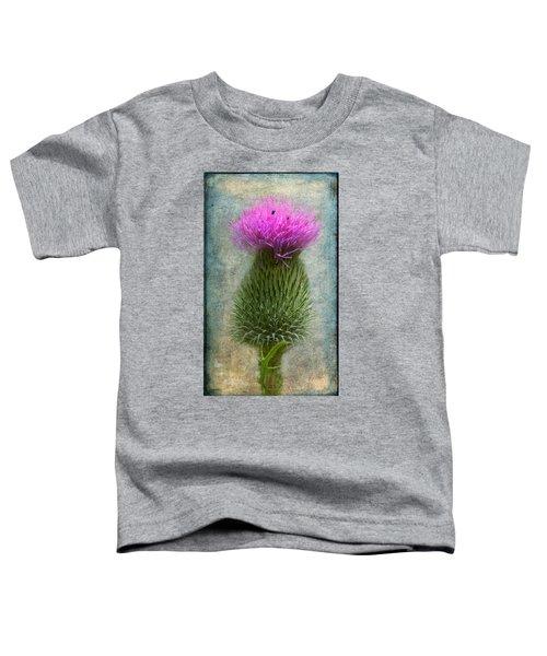 Scotch Thistle Toddler T-Shirt