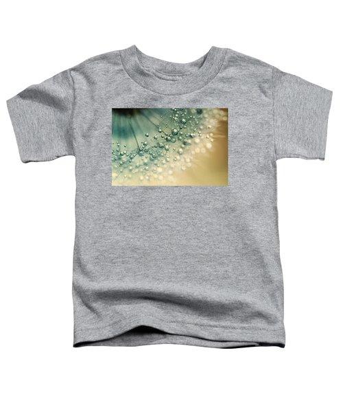 Sea Green Sparkles Toddler T-Shirt