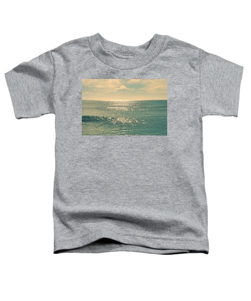 Sea Of Tranquility Toddler T-Shirt