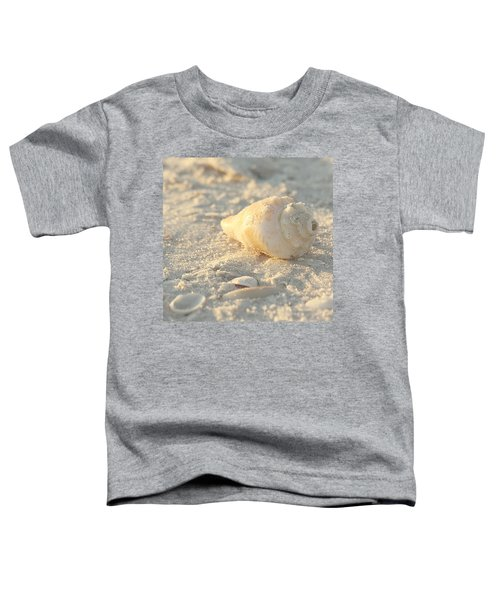 Sea Shells Toddler T-Shirt