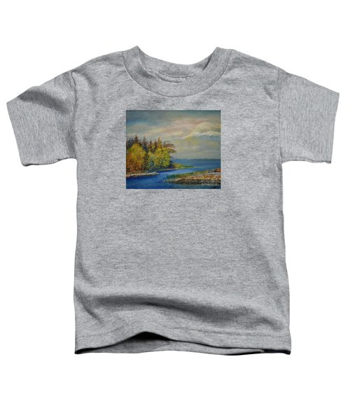 Seascape From Hamina 3 Toddler T-Shirt