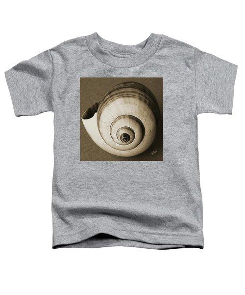 Seashells Spectacular No 25 Toddler T-Shirt