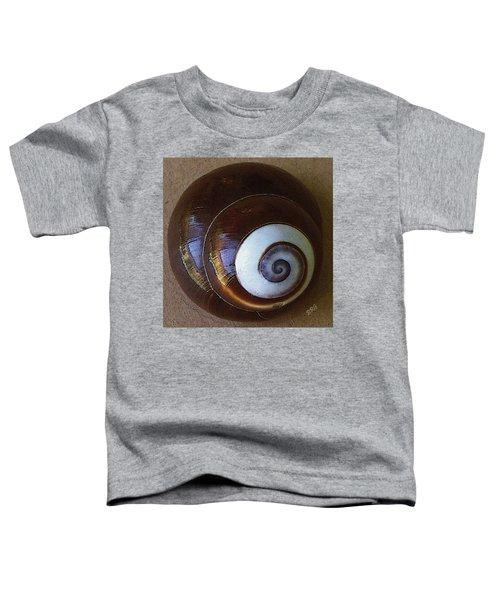 Seashells Spectacular No 26 Toddler T-Shirt