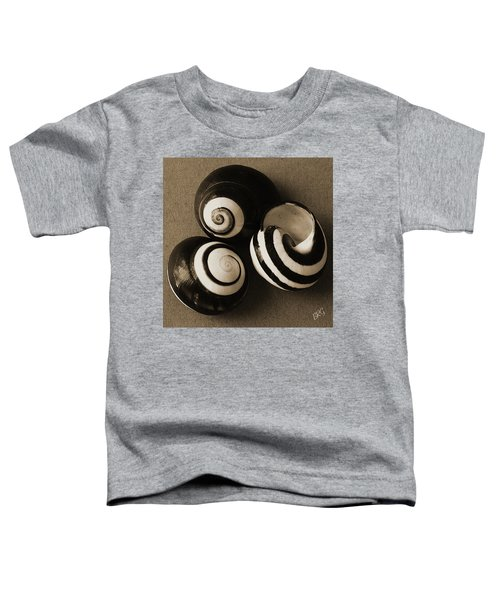 Seashells Spectacular No 27 Toddler T-Shirt