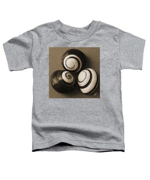 Seashells Spectacular No 28 Toddler T-Shirt