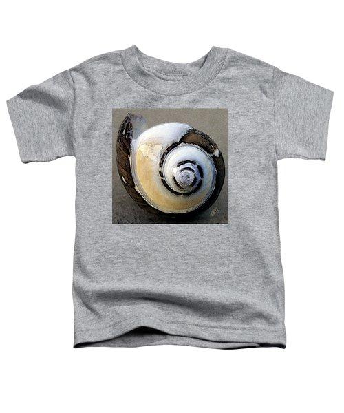 Seashells Spectacular No 3 Toddler T-Shirt