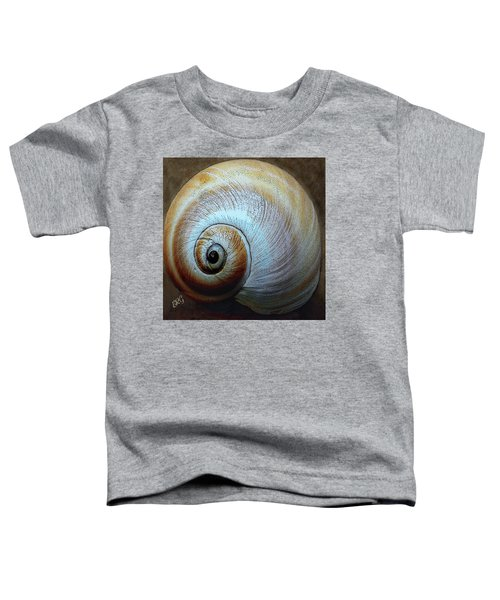 Seashells Spectacular No 36 Toddler T-Shirt