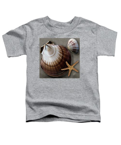Seashells Spectacular No 38 Toddler T-Shirt