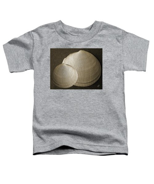 Seashells Spectacular No 8 Toddler T-Shirt