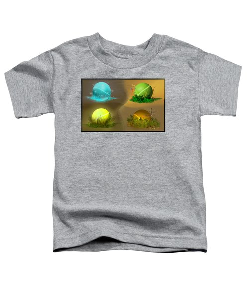 Seasons Toddler T-Shirt