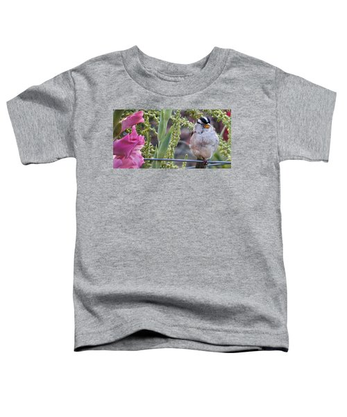 Seattle Bird Toddler T-Shirt