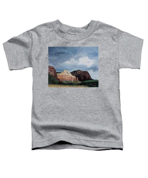 Sedona Storm Toddler T-Shirt