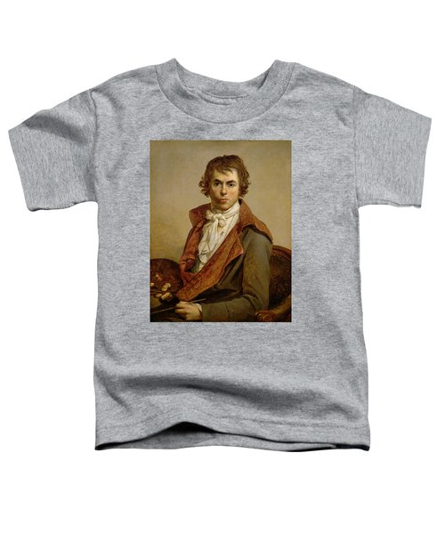 Self Portrait, 1794 Oil On Canvas Toddler T-Shirt