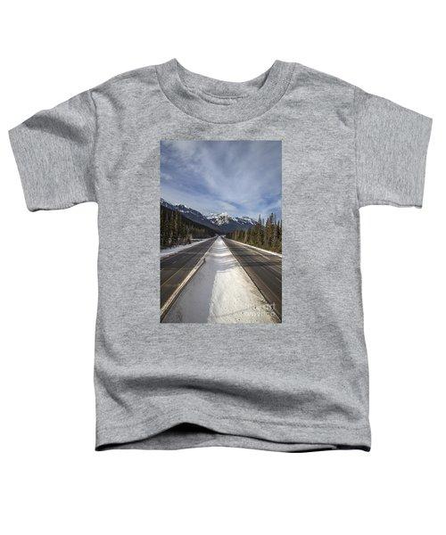 Separate Ways Toddler T-Shirt
