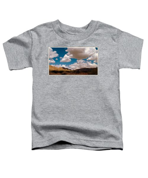 Shadows In The Valley Toddler T-Shirt