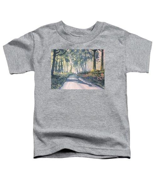Shadows On The Setterington Road Toddler T-Shirt