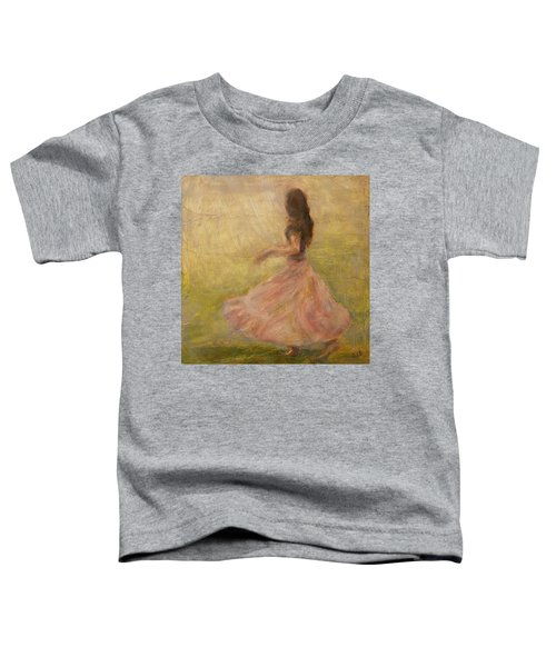 She Dances With The Rain Toddler T-Shirt