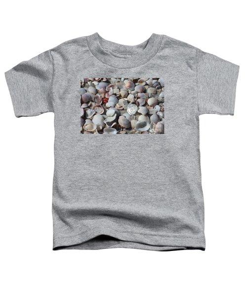 Shells On Treasure Island Toddler T-Shirt