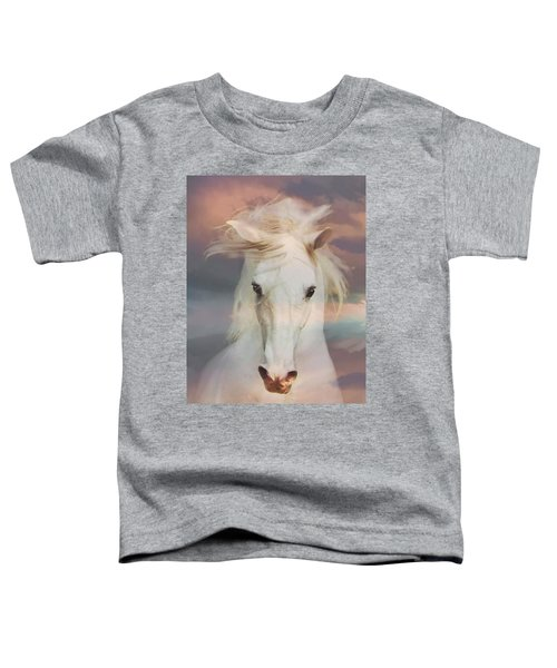 Silver Boy Toddler T-Shirt
