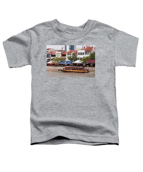 Singapore Boat Quay 04 Toddler T-Shirt