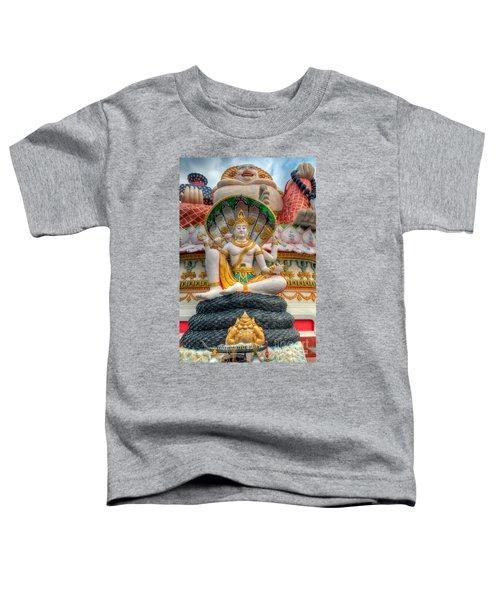 Sitting Buddhas Toddler T-Shirt