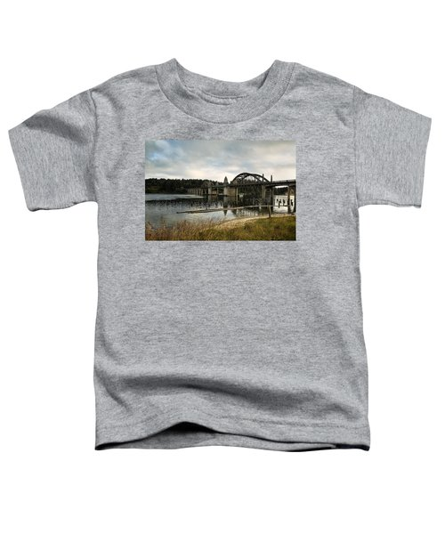 Siuslaw River Bridge Toddler T-Shirt