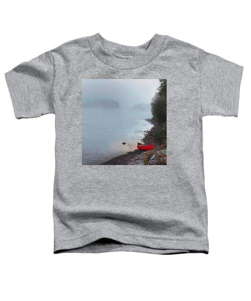 Smoke On The Water Toddler T-Shirt