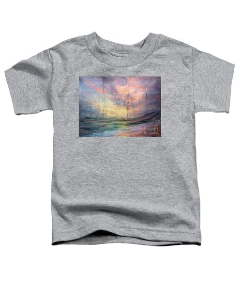 Smooth Sailing Toddler T-Shirt