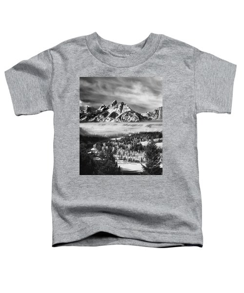 Snake River Overlook Toddler T-Shirt