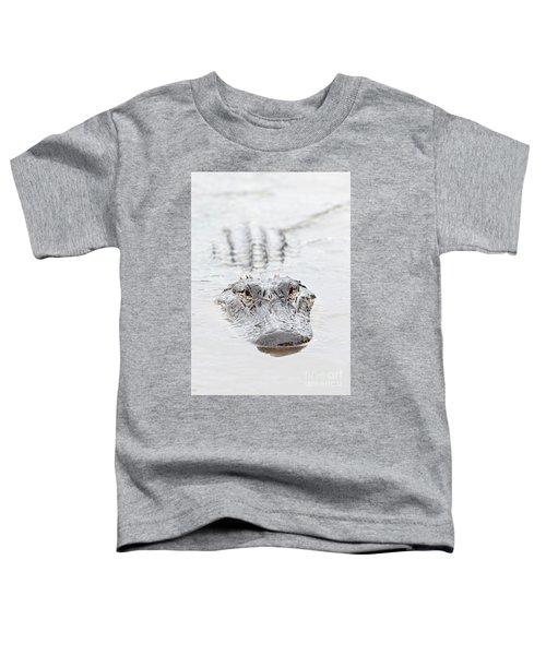 Sneaky Swamp Gator Toddler T-Shirt