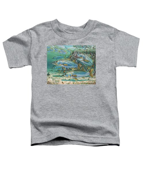 Snook Attack In0014 Toddler T-Shirt