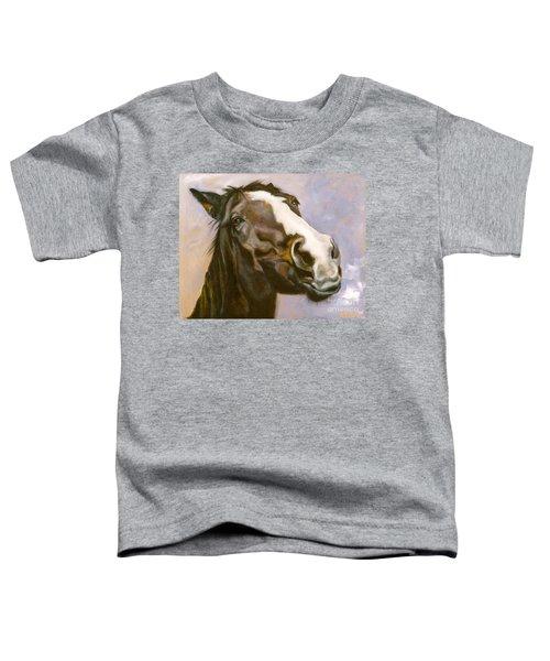 Hot To Trot Toddler T-Shirt