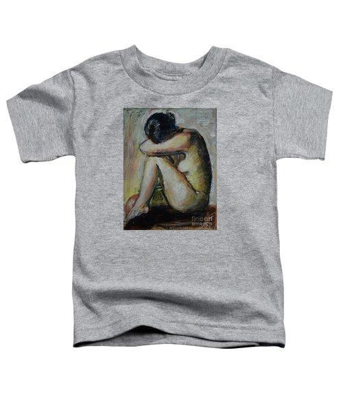 So Tired Toddler T-Shirt