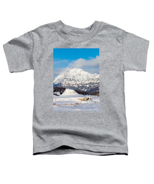 Soda Butte Toddler T-Shirt