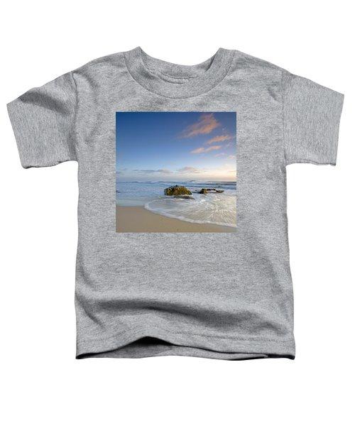Soft Blue Skies Toddler T-Shirt