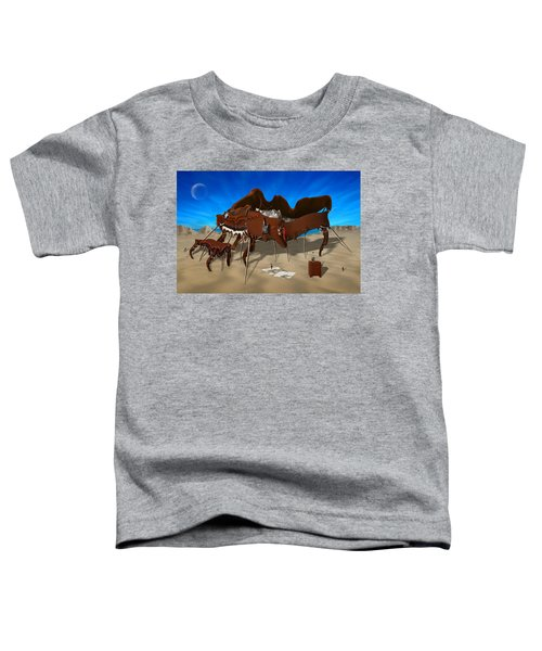 Softe Grand Piano Se Toddler T-Shirt by Mike McGlothlen