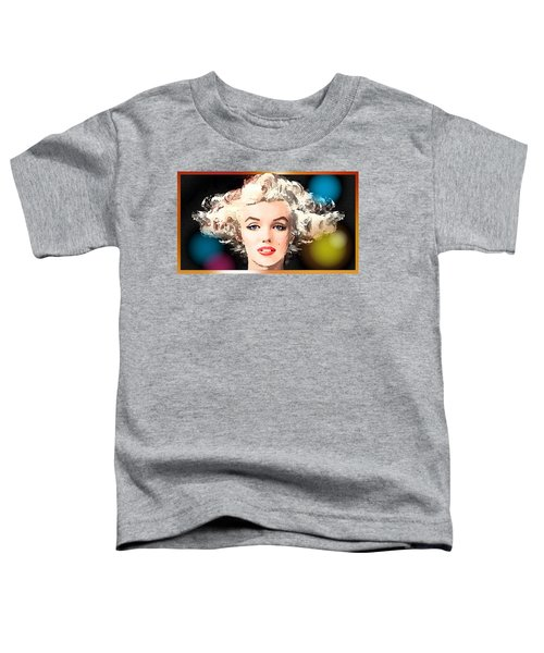 Marilyn - Some Like It Hot Toddler T-Shirt