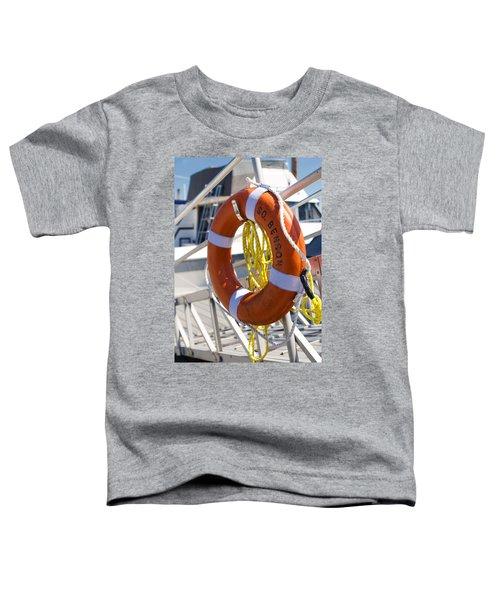 South Benson Marina Buoy Toddler T-Shirt