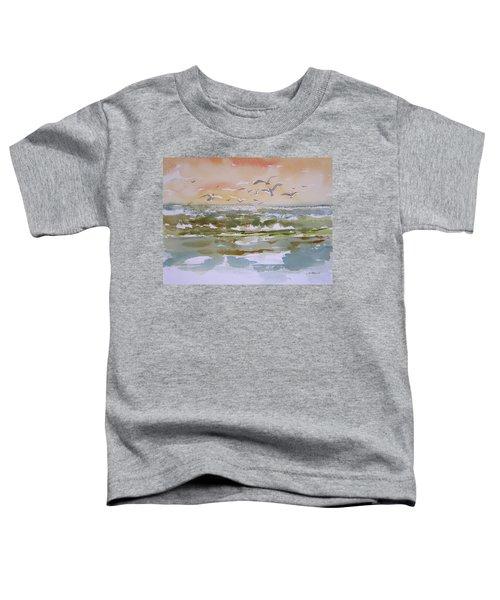 Sparkling Surf Toddler T-Shirt