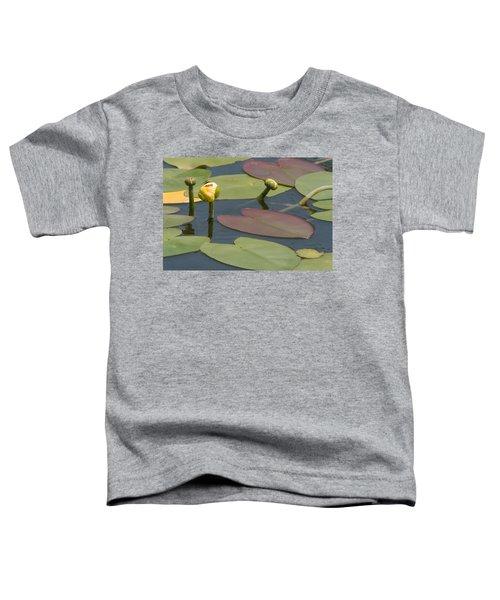 Spatterdock Heart Toddler T-Shirt