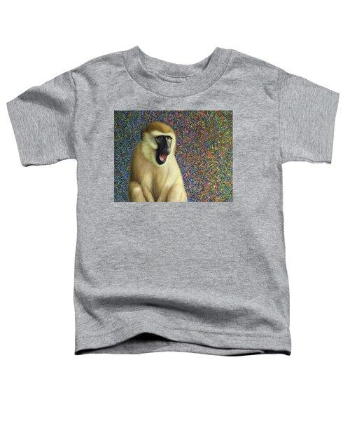 Speechless Toddler T-Shirt