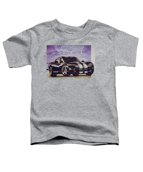 Speed At A Standstill Toddler T-Shirt