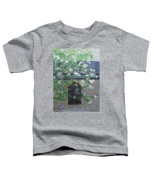 Spring At Grace Church Toddler T-Shirt