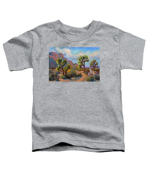 Spring At Joshua Toddler T-Shirt