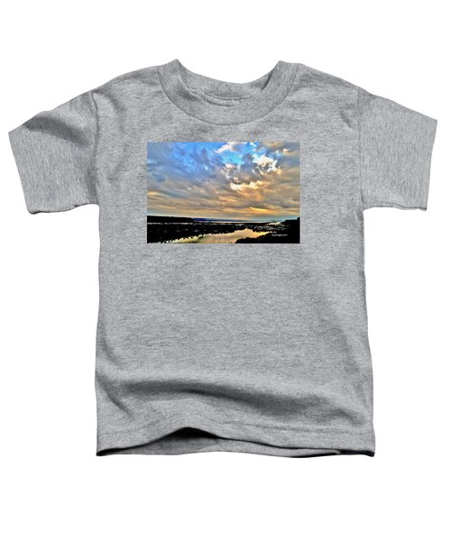 Spring Rain Toddler T-Shirt
