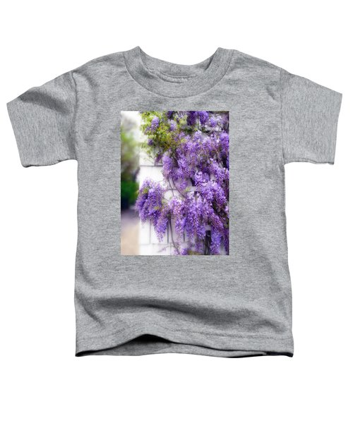 Spring Wisteria Toddler T-Shirt