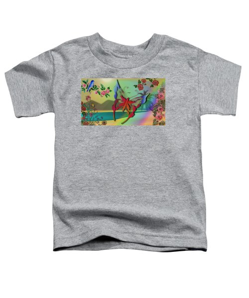 Springtime Toddler T-Shirt