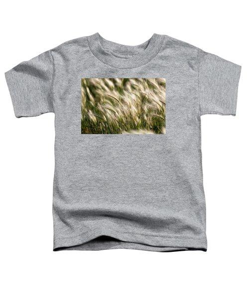 Squirrel Grass Toddler T-Shirt